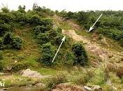 Danger Hills Ranchi District Jharkhand State India.