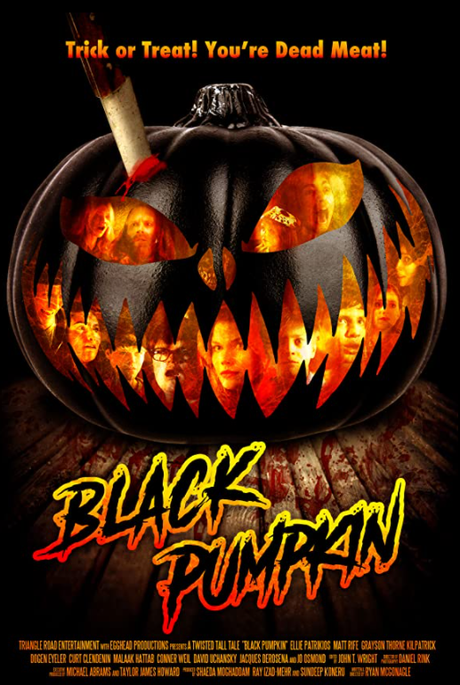 Black Pumpkin (2018) Movie Review