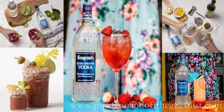 Seagram's Extra Smooth Vodka Wins Platinum Medal – Best Vodka Award