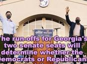 Georgia Run-Off Will Determine Either Progress Gridlock