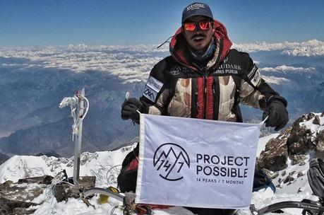 Nirmal Purja to Attempt K2 in Winter