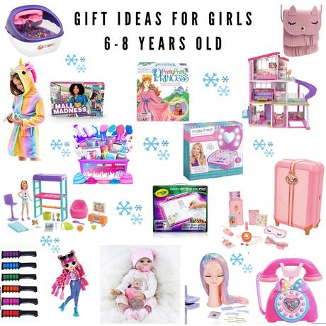Gift ideas for girls 6 to 8 years old