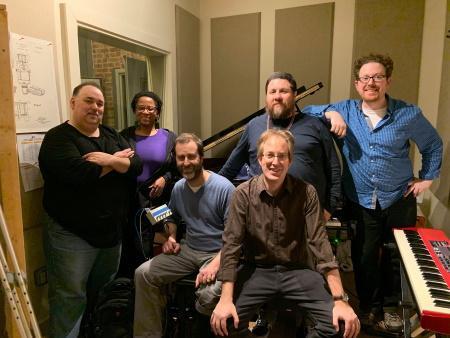 Jim Knable & The Randy Bandits: Blue Reunion