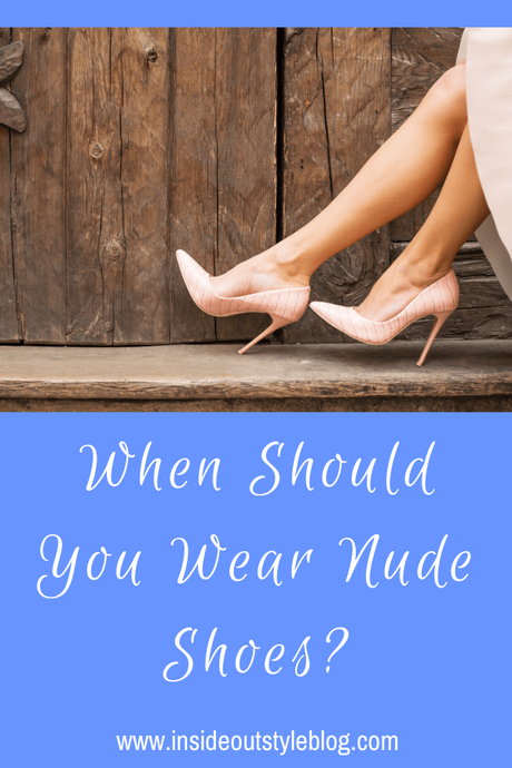 When Should You Wear Nude Shoes?