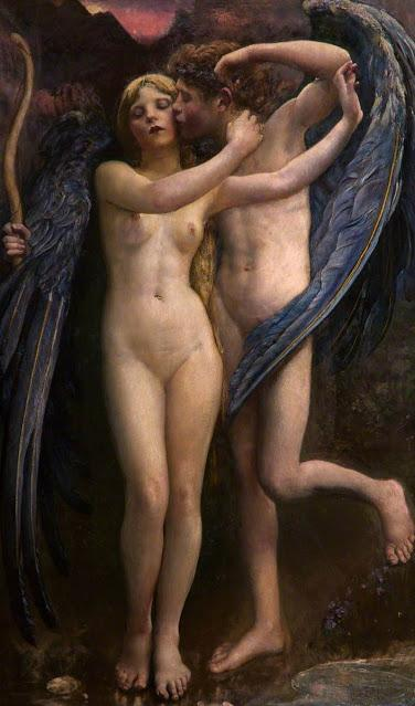 Thursday 3rd December - Cupid and Pysche
