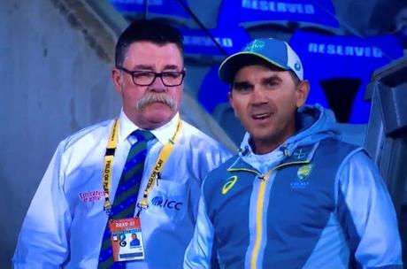 India beats Australia in T20I at Canberra ~ Concussion Sub becomes Man of the Match