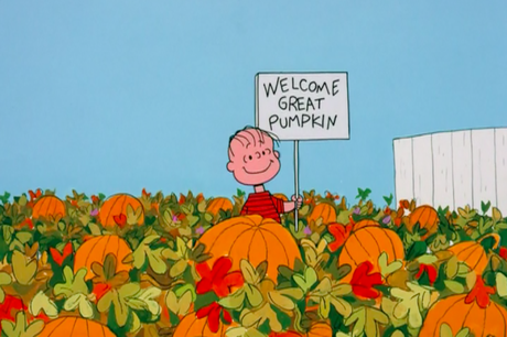 It's the Great Pumpkin, Charlie Brown is a Christmas special wearing a  Halloween costume - Vox