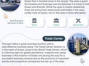 Business-Friendly Spots Dubai [InfoGraphic]