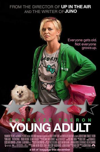 Charlize Theron Weekend – Young Adult (2011)