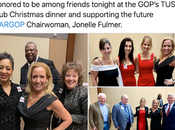 Arkansas Governor School Chancellor Warn Critical Point, Attorney General Rutledge Tweets Photos Maskless Gathering