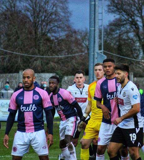 Hungerford Town 0 Dulwich Hamlet 3