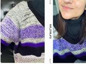 Sweater Series: Purple Striped From Asos