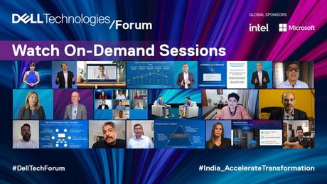 The world of accelerated digital transformation, unveiled at #DellTechForum 2020