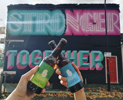 Going nolo: beers and cocktails