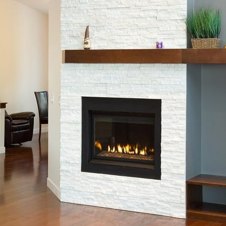 Inexpensive Remodeling Ideas Around Wall Mounted Fireplace