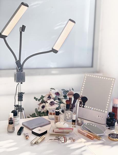 The Ultimate in Professional Portable Lighting • The Glamcor MultiMedia Content Creation Kit  (+ a behind the scenes! )