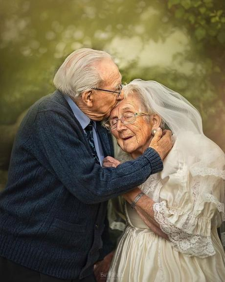 popular instagram posts 2020 from 68 years old wedding