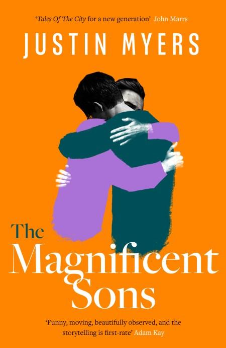 The Magnificent Sons: paperback cover reveal