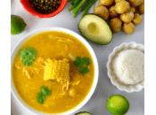 Colombian Ajiaco (Chicken Potato Soup)