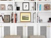 Design Diary: Bookshelf Styling Tips from Designer Valerie Darden