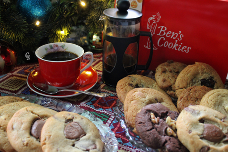 Spread Some Sweetness with a Large Box of Ben's Cookies