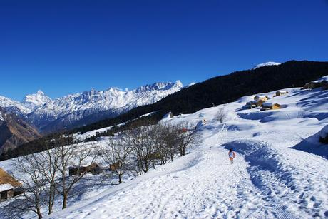 Top 5 Places to Visit in Uttarakhand in December