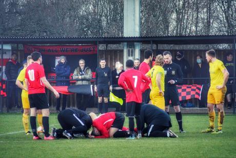 Hadley 0 Colney Heath 0