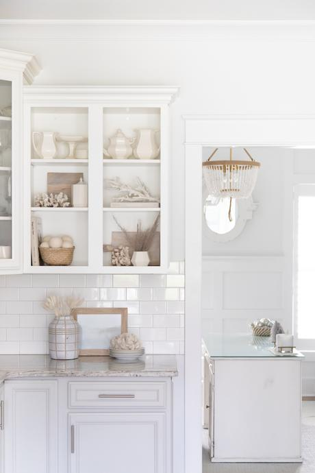 Simplicity for the Season Holiday Home Tour