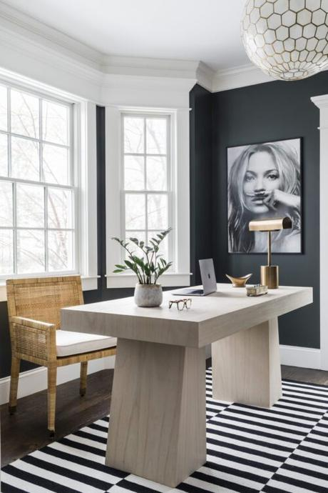 Design Diary: Stylish Office by Realm Interiors