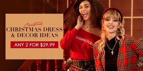 Newchic Christmas Clothing For Women