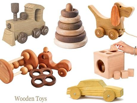 7 New Wooden toys kids can play in 2021
