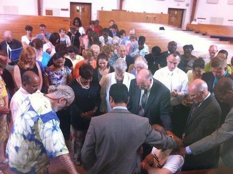 The Next Step on Our Faith Journey