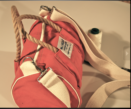 Wilder Style: Wm. J. Mills Canvas Bags (or) Put Me in One