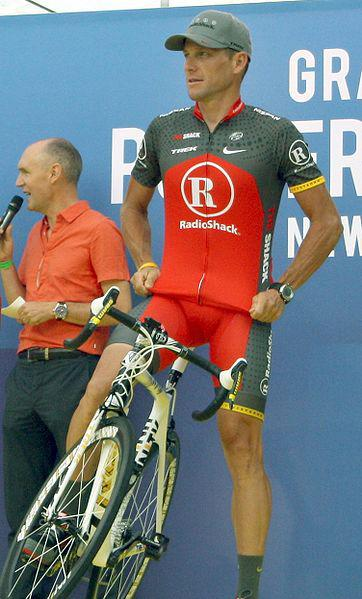 Lance Armstrong Files Suit Against U.S. Anti-Doping Agency