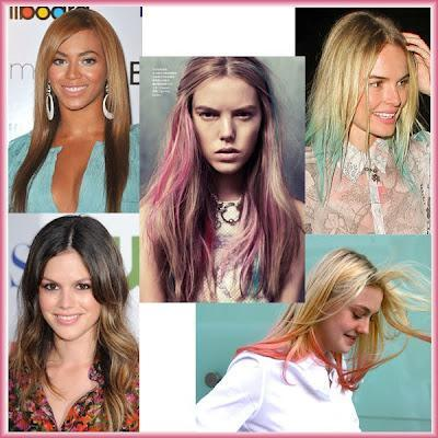 Go Bold: Hot Hair Colors for Summer Style