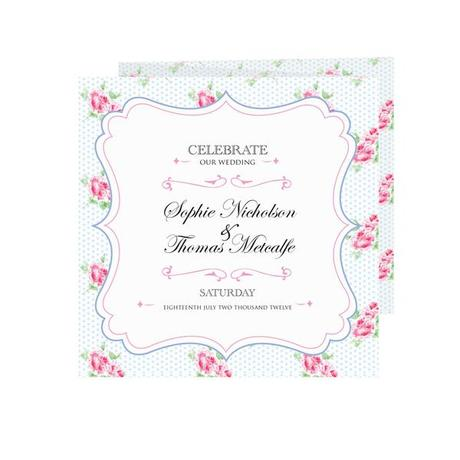 Competition win 150 of paper themes beautiful wedding wedding invitation uk paper themes 4 stopboris Gallery
