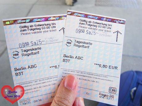 Trip to Berlin