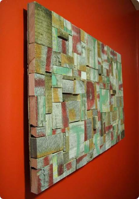 10 DIY Wall Art Projects - Paperblog