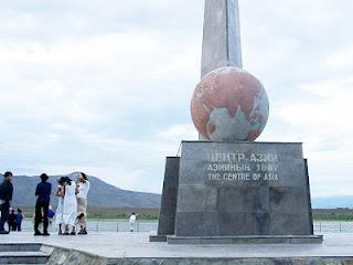 "Tuva: the ""Center of Asia"""