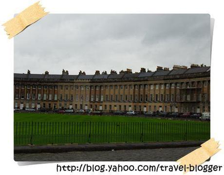 Bath - Royal Crescent