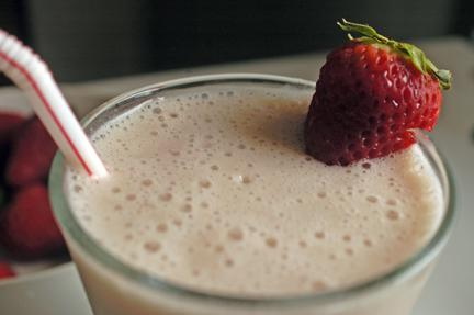 "High Fiber Smoothies:  From Dumbledore's ""Drink of Despair"" to Strawberry Bliss"