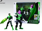 Diego Comic Con'12: Collectibles' Exclusive 2-Pack Green Lantern Action Figures