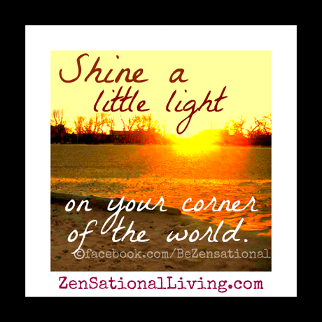 Let your inner sunshine out!