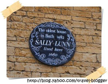 The oldest house in bath is..........