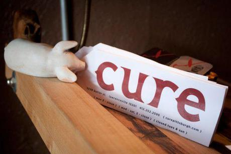 Cure + Embury = The Salumi of the Dog That Bit Ya!