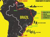Brazil 9000 Expedition: North-to-South Foot, Pedal Paddle