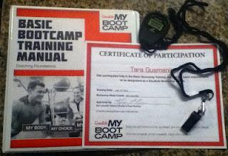 I am a MyBootcamp Coach!