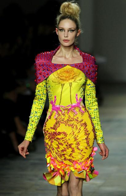 The Pencil 'pencil skirt' from Mary Katrantzou...