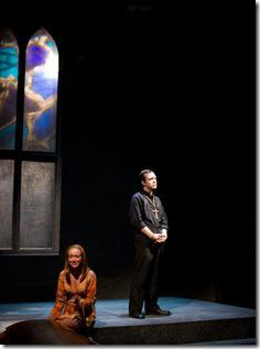 Review: A Scent of Flowers (Backstage Theatre)