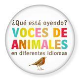 Voces de animales – Badge